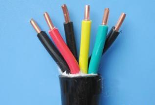 450/750V聚氯乙烯绝缘控制电缆